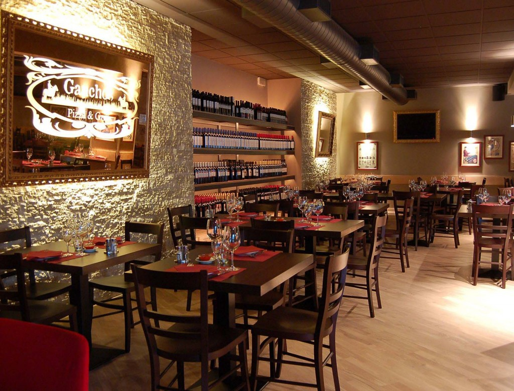 Gauchos Pizza Amp Grill Le Cool Roma