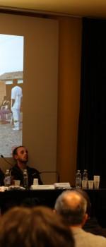Giacomo Bevilacqua, Cecilia Strada e Zercocalcare per Emergency - foto di Chiara Bruni