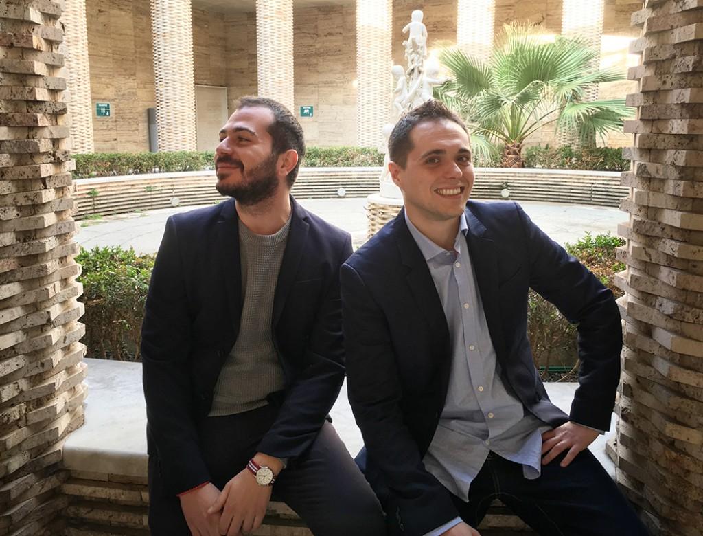 VERTICOMICS - enrico deleo - mirko oliveri