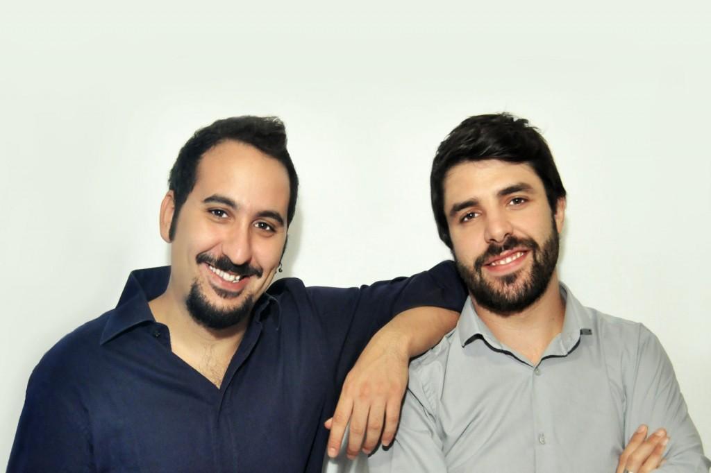 da sinistra: Matteo Memmi e Marco Forbicioni