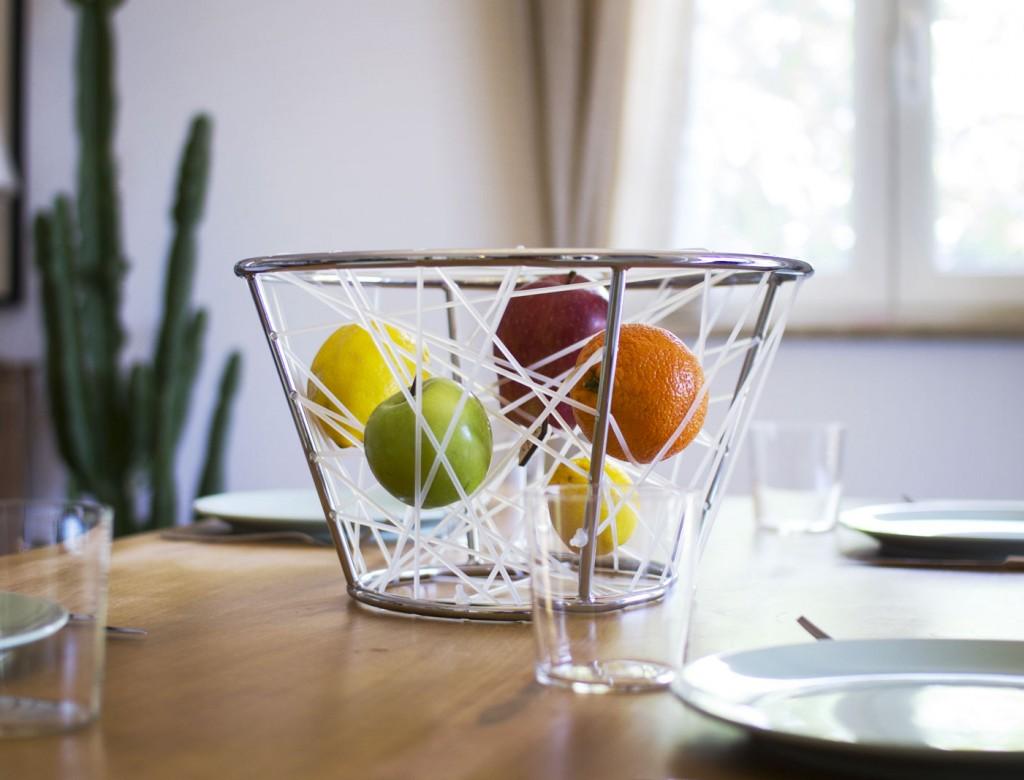 Wassily - porta frutta elastico