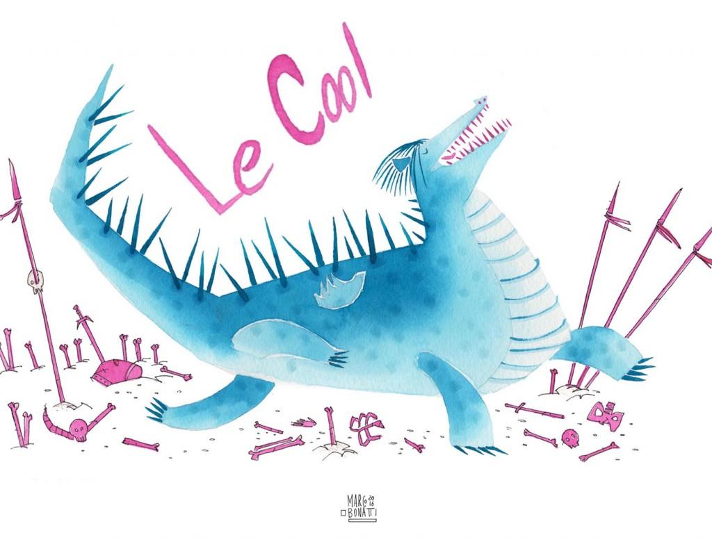 LeCool marco bonatti 2016 cover drago