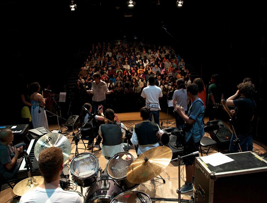 La Piccola Orchestra di Tor Pignattara - Live Teatro Preneste
