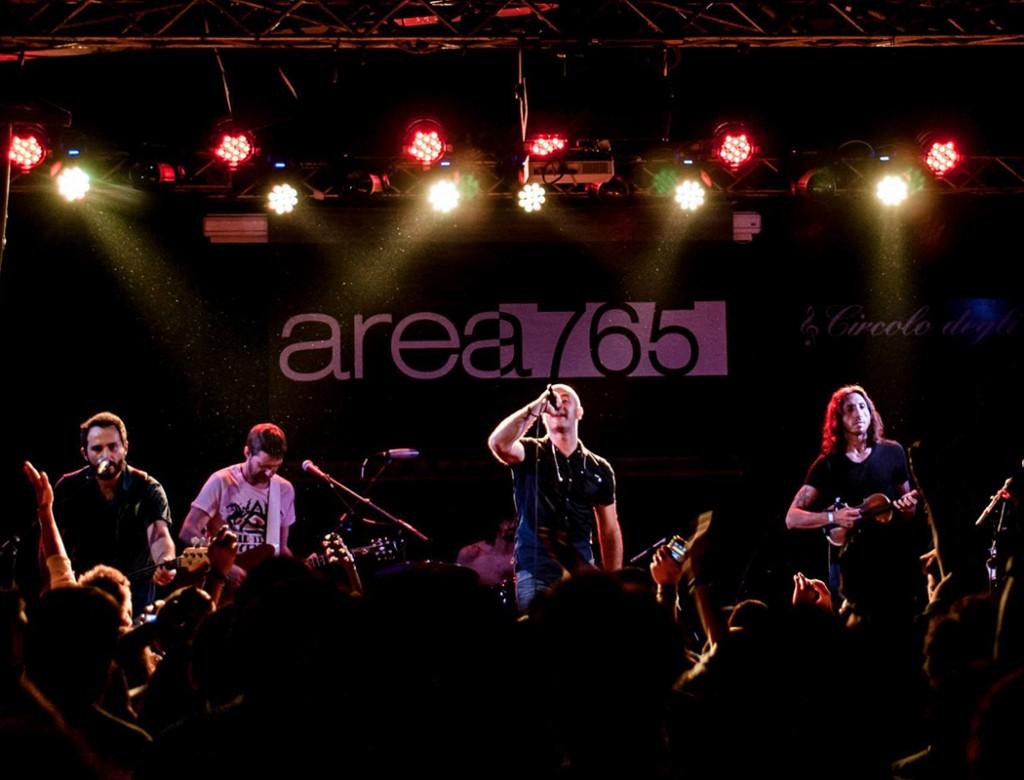 area 765